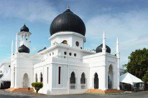 masjid alwi perlis menarik