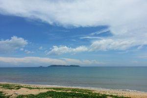 pantai kelulut marang terengganu best