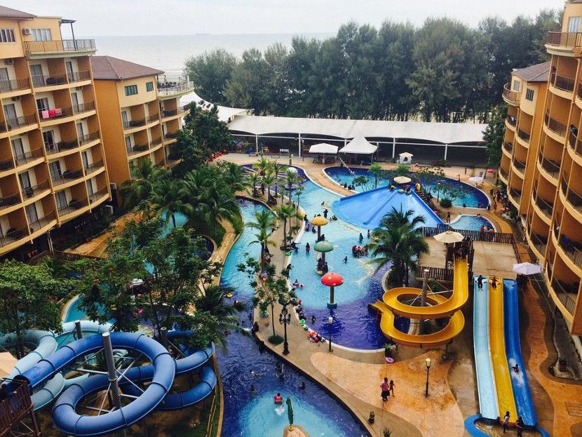 Bercuti di Gold Coast Morib Resort, Banting