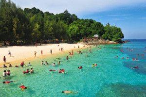 U Kapas Marang Terengganu Toursim