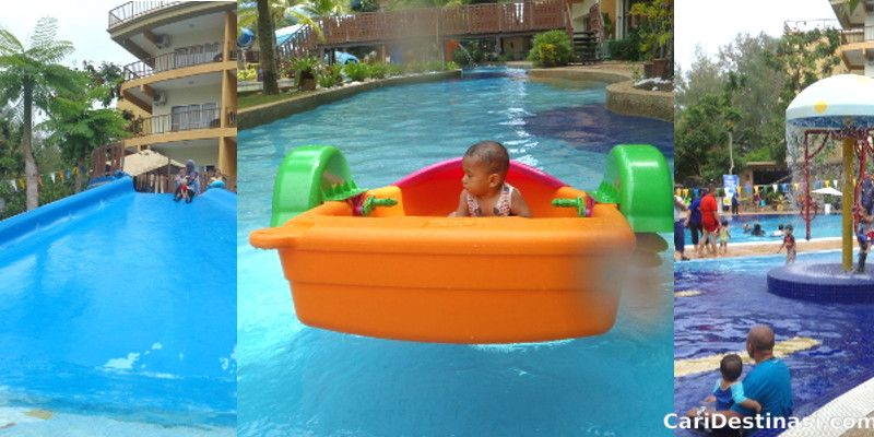 resort taman tema air selangor best