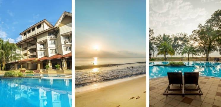 hotel menarik di pantai cherating pahang