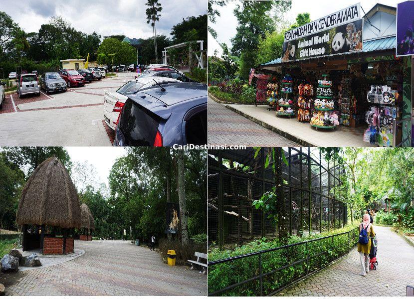 kemudahan di zoo negara 2017