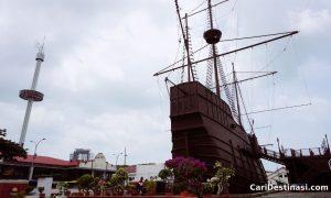 Muzium Samudera Melaka – Bayar Harga Tiket Sekali untuk 3 Muzium, JIMAT