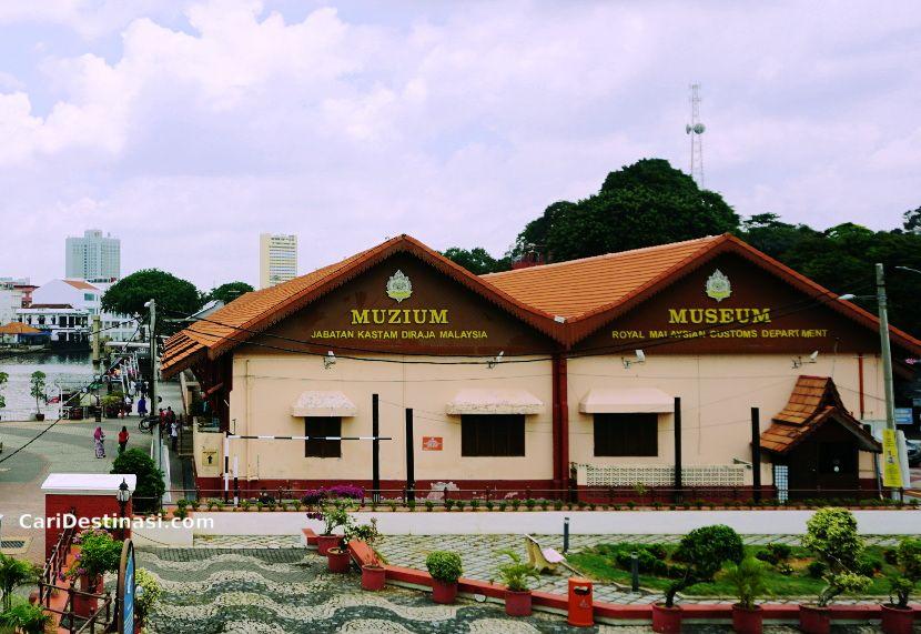 muzium kastam diraja malaysia melaka