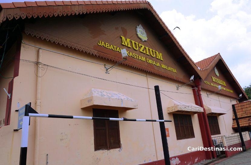 muzium kastam melaka harga tiket