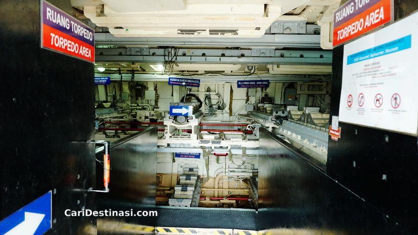 muzium menarik melaka kapal selam