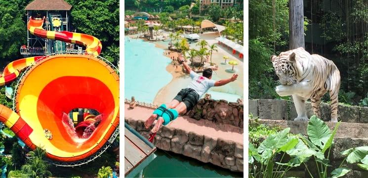 sunway lagoon theme park selangor