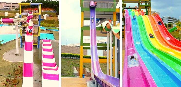 bangi wonderland themepark resort