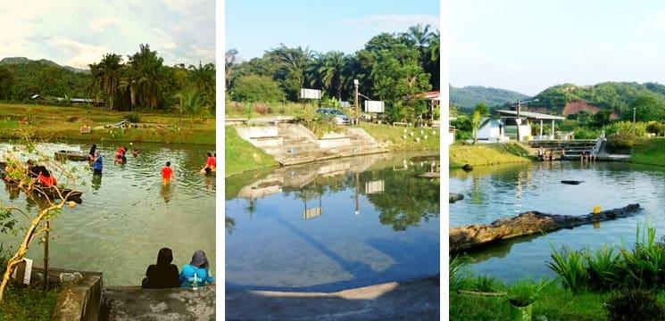 kolam air panas sungai lalang selangor