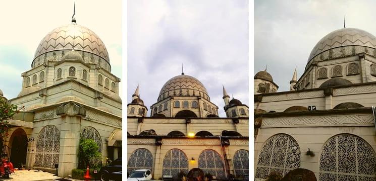masjid menarik selangor kl