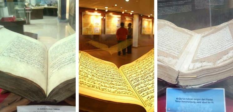 muzium menarik di Melaka