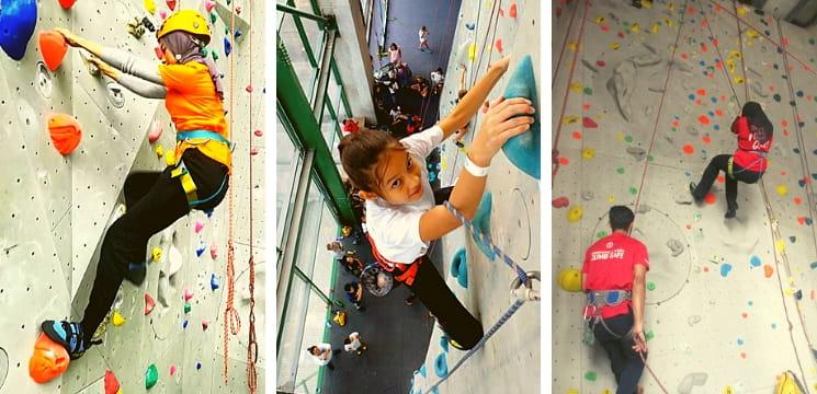 camp5 climbing selangor