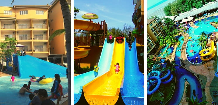 gold coast morib resort waterpark