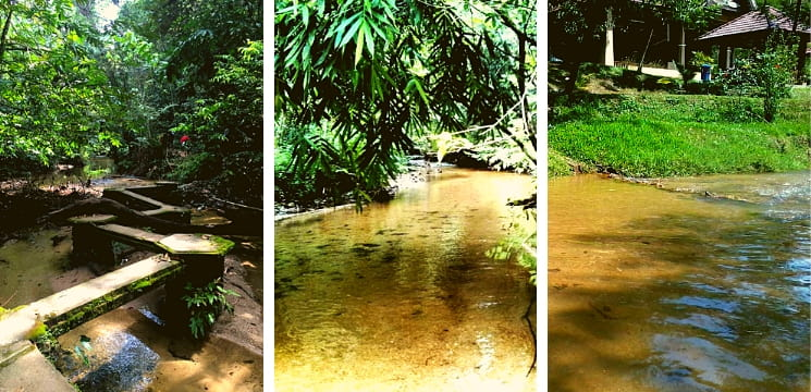 air terjun templer rawang