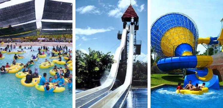 a famosa resort water park melaka