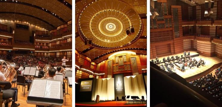 Dewan Filharmonik Petronas klcc
