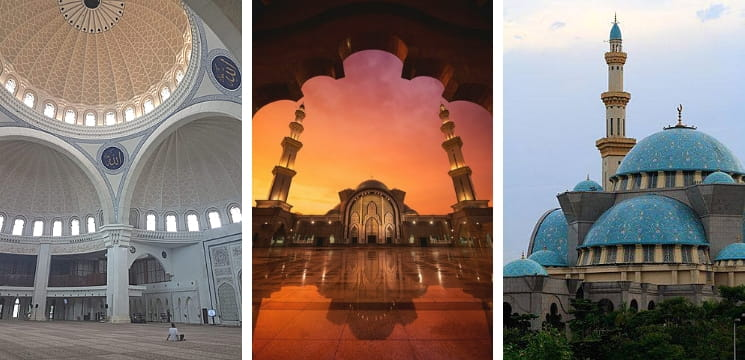 masjid wilayah persekutuan kuala lumpur