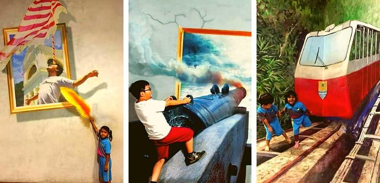 muzium 3d pulau pinang popular