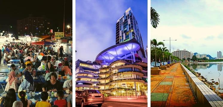 tempat makan menarik di Penang