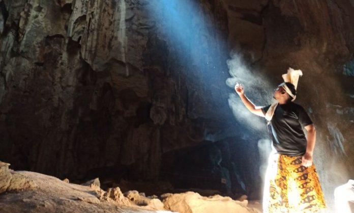 Dabong Kelantan Magical Light