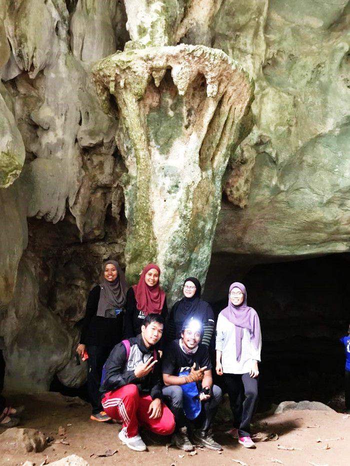 gua menarik di kelantan