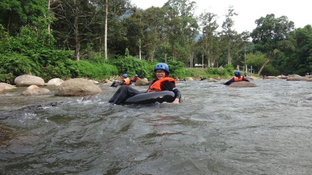 water tubing perak gopeng