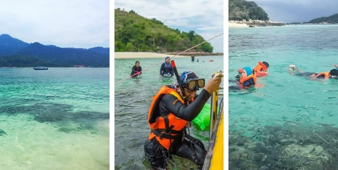 sultan iskandar marine park