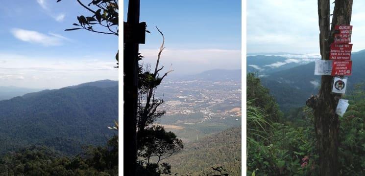 gunung angsi hiking negeri sembilan