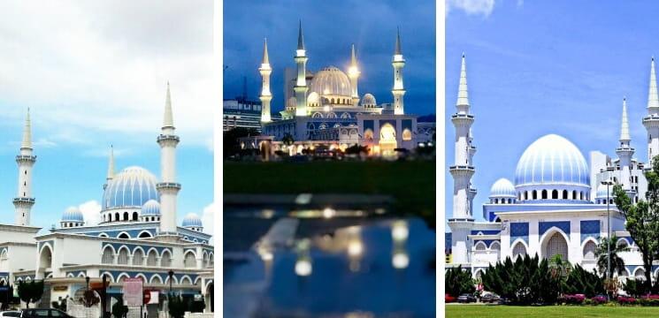 masjid menarik di pahang