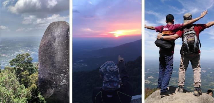gunung datuk negeri sembilan