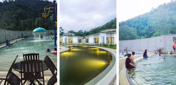 suria hot spring resort bentong