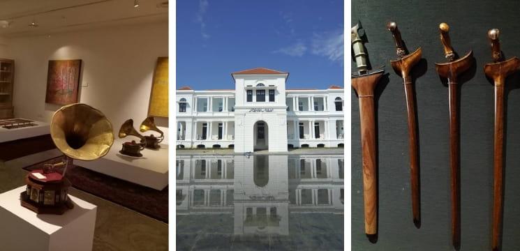 muzium sultan abu bakar pekan pahang