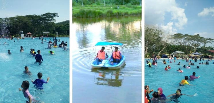 rantau eco park resort