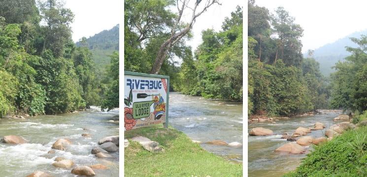 ulu river lodge gopeng perak