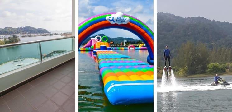marina island pangkor resort lumut