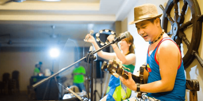 Pulau Lang Tengah - Kugiran Muzik Langsung (Live Band)