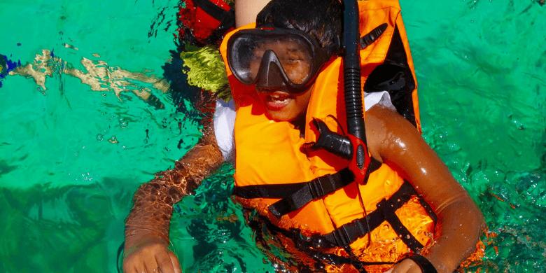 Koh Lipe - Snorkel Di Pantai