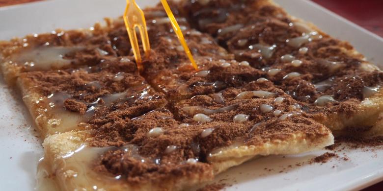 Koh Lipe - Nikmati Roti Dari Kedai Thai Pancake 2