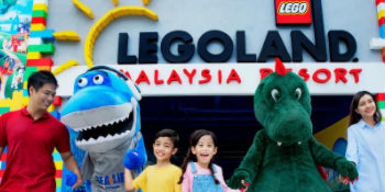 Legoland Malaysia Johor - The Beginning