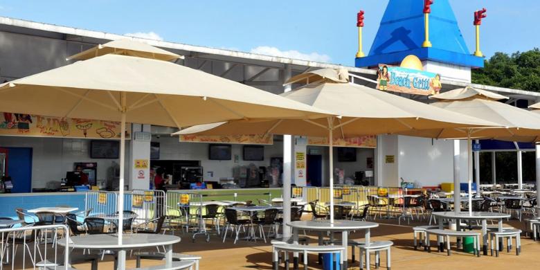 Legoland Malaysia Johor - Beach Grill