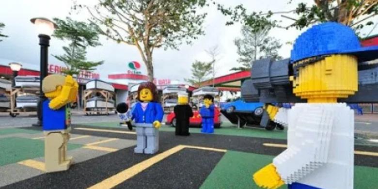 Legoland Malaysia Johor - Lego City