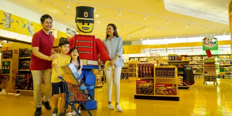 Legoland Malaysia Johor - Big Shop