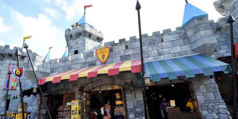 Legoland Malaysia Johor - King's Market