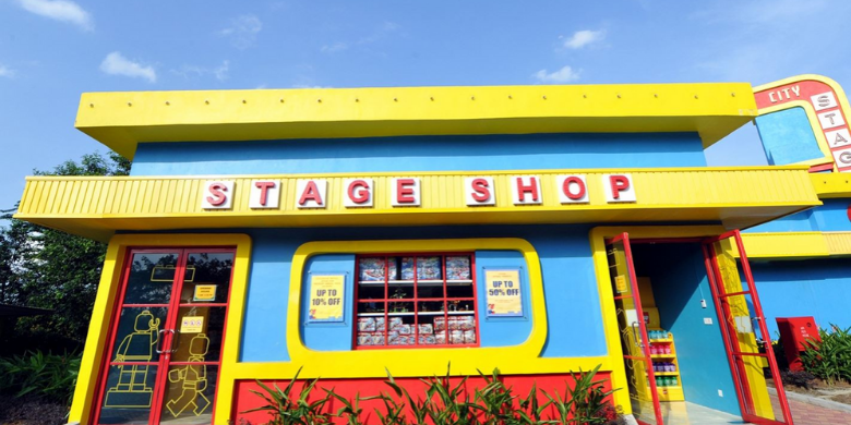 Stage Shop