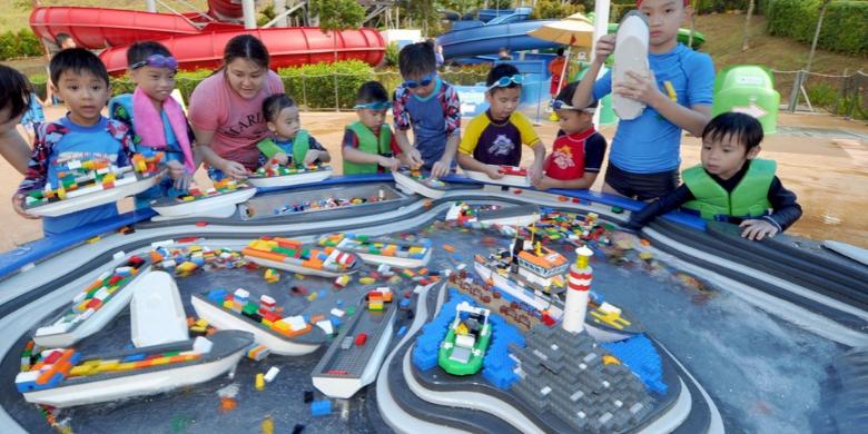 Legoland Malaysia Johor - Build-A-Boat