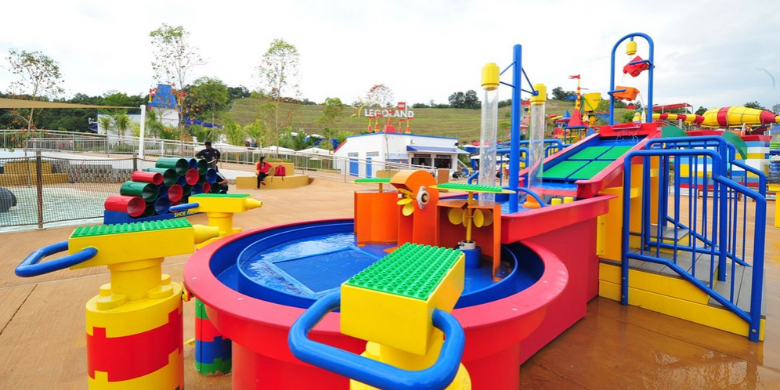 Legoland Malaysia Johor - Imagination Station