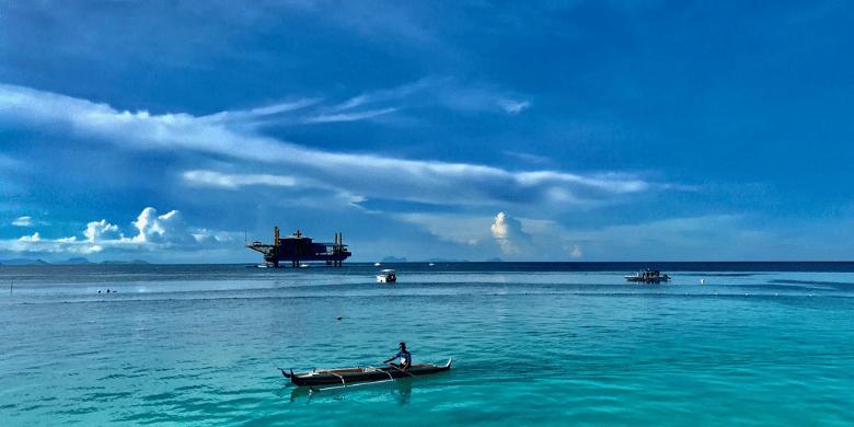 Kayak Lautan