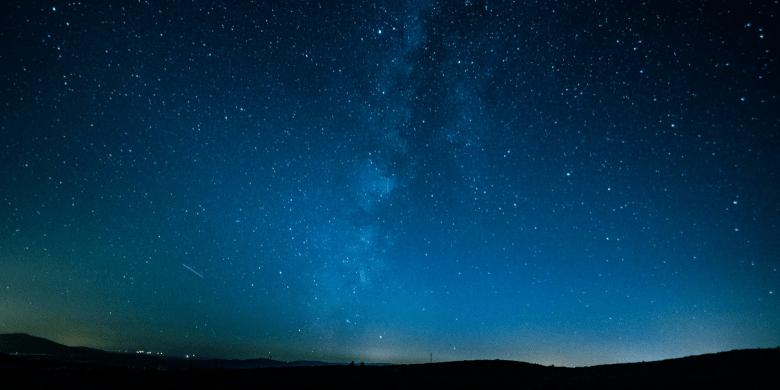 Pulau Mabul - Melihat bintang di Pulau Mabul