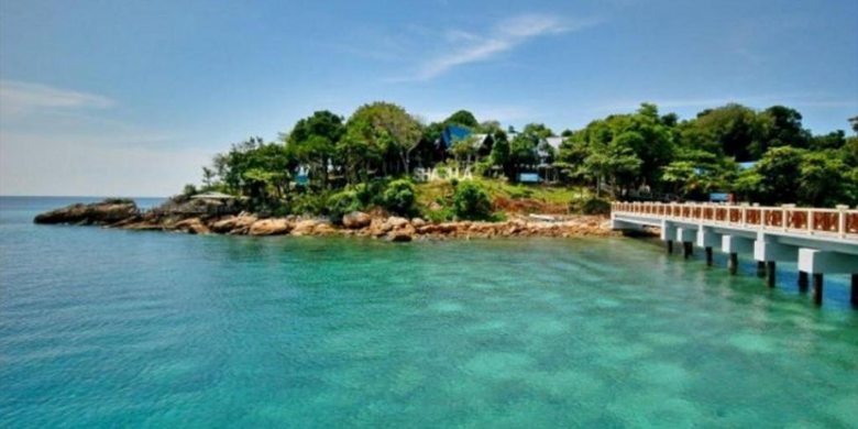 Sharila Island Resort